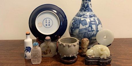 CSDA EXPLORE YP&C - An Introduction to the Chinese Art Market tickets