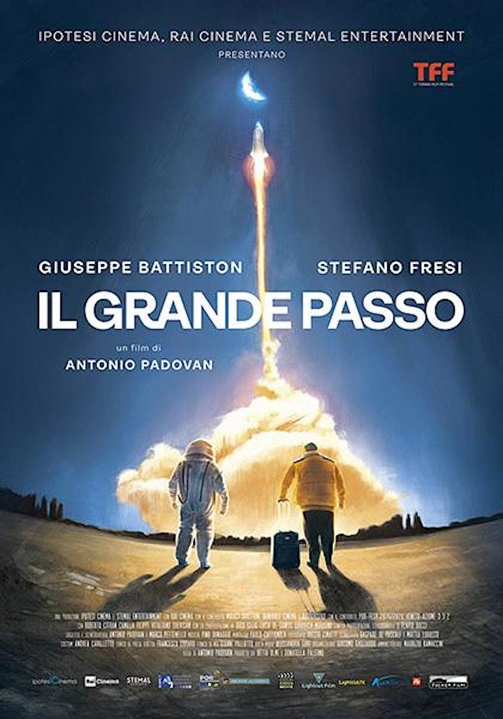 Immagine IL GRANDE PASSO di Antonio Padovan