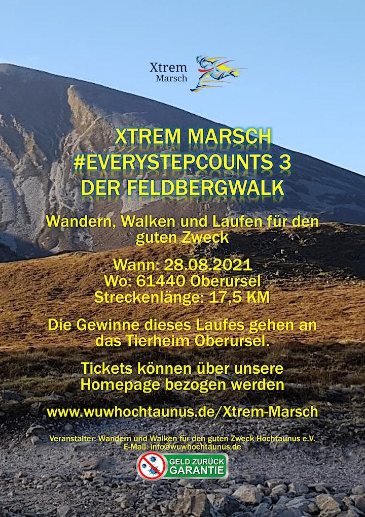 Xtrem Marsch #everystepcounts 3 - Der Feldbergwalk: Bild
