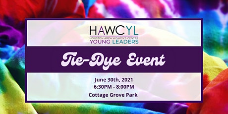 Tie-Dye Event and Clothing Drive tickets