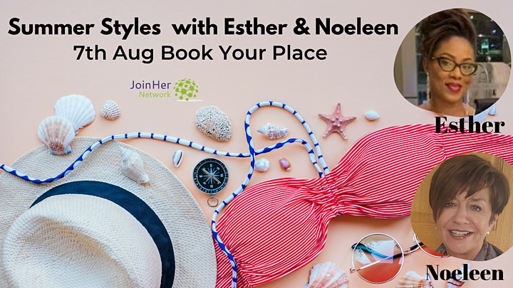 Summer Styles With Esther & Noeleen image
