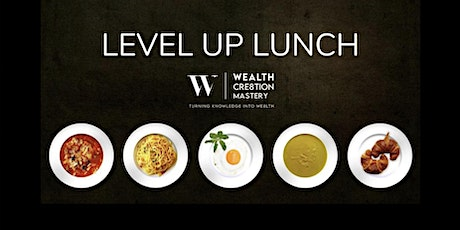 Level Up Lunch  25 June tickets