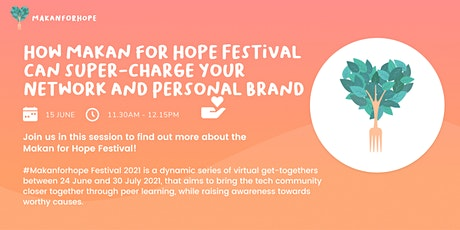 How MFH Festival can super-charge your Network and Personal Brand building tickets