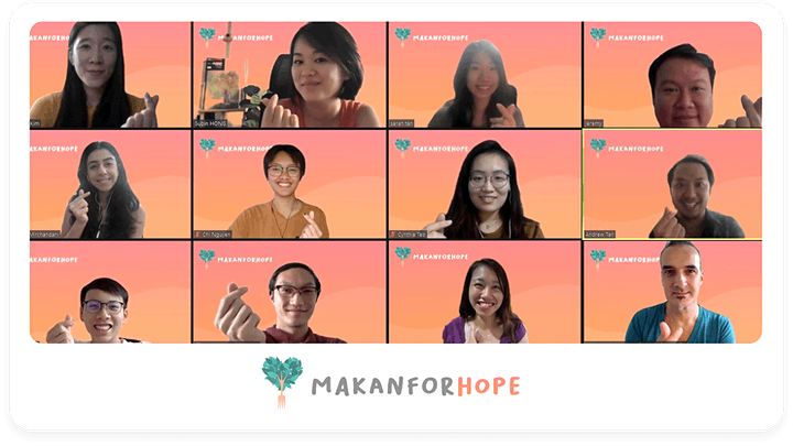 Makan for Hope Festival Closing Ceremony -- Seeding Hope for All image