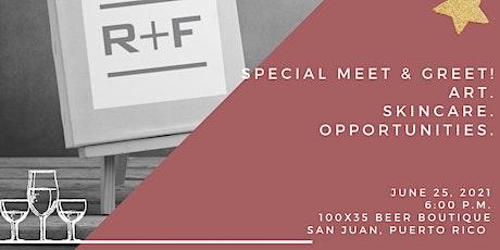 RF Meet & Greet tickets