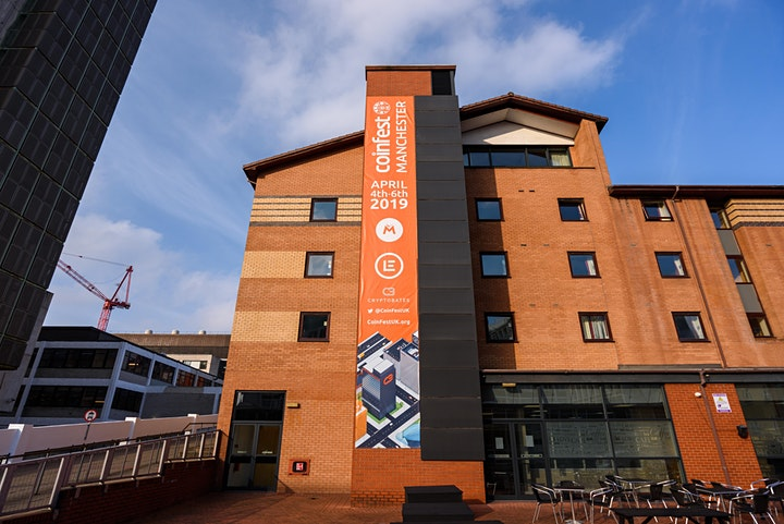 CoinFestUK - Manchester, UK image