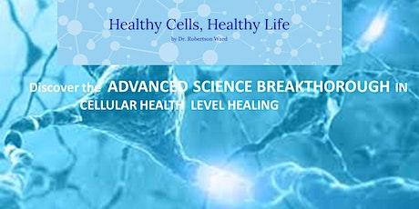 Discover the ADVANCED Science Healing entradas
