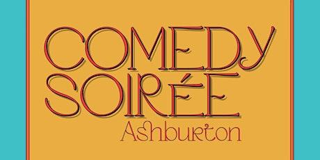 Comedy Soirée: Ashburton tickets