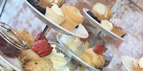 Afternoon Tea, The Courtyard at Manor Farm, Oldcotes tickets