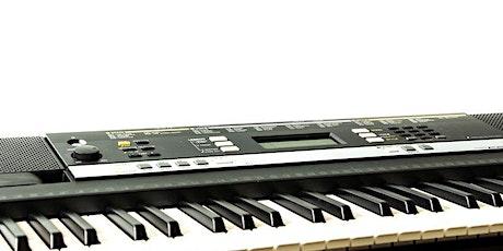Schnupperstunde Keyboard bei B. Ohin MSV Schalksmühle Tickets