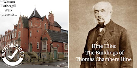 Hine Hike: The Buildings of Thomas Chambers Hine tickets