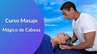 Curso Masaje Mágico de Cabeza entradas