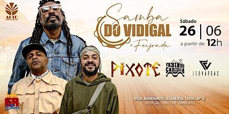 Samba do Alto + Feijoada | 26Jun21 tickets