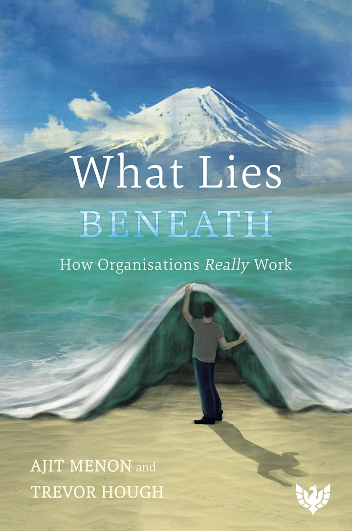 Book Launch: What Lies BENEATH: How  Organisations Really Work image