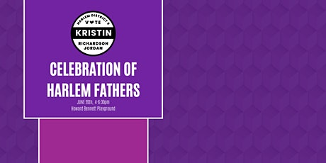 Celebration of Harlem Fathers tickets