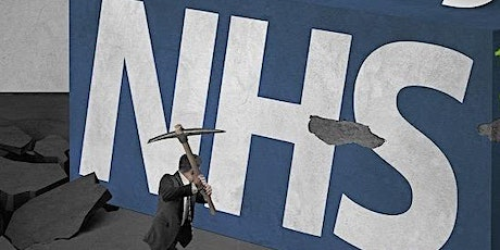 The Great NHS Heist - A conversation with Dr Bob Gill tickets