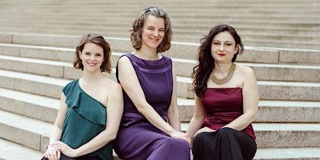 Jade Piano Trio (Sun 3:00 PM ET 6/20/21) & All Week On Demand tickets