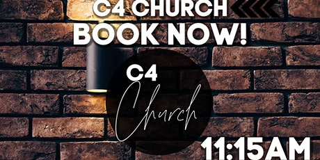 C4 Church In-Person Father's Day Service 20/06/21 tickets