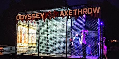 Karaoke, Axe Throwing & Beer tickets