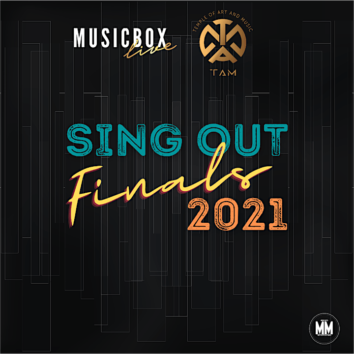MusicBoxLive Launch: SING-OUT Special Showcase + ALL STAR JAM SESSION image