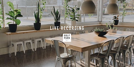 NEW ALBUM LIVE RECORDING tickets