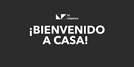 Servicio Presencial ICF Ixtapaluca l  Domingo 20/06/2021 l Primera Reunión boletos