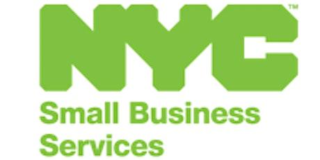 Business Finance 1: Getting Started, Staten Island 08/26/2021 tickets