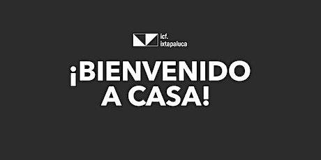 Servicio Presencial ICF Ixtapaluca l  Domingo 20/06/2021 l Segunda Reunión boletos