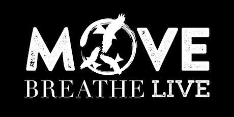 Move, Breathe, Live Retreat 2021 tickets