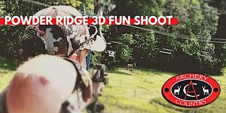 2021 Powder Ridge 3D Fun Shoot tickets