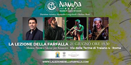 Roma, 21 giugno:  Namuda Fest con Daniel Lumera e The Turban  Project biglietti
