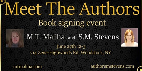 Meet The Authors tickets