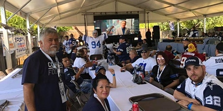 Bill Bates Tailgate Party (Falcons at Cowboys) tickets