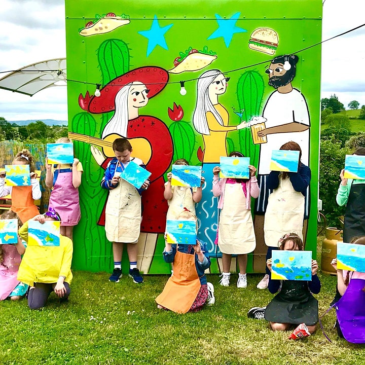 Kids Art @StreatYard image