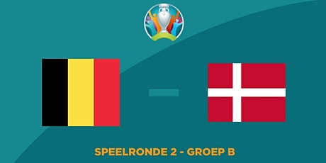 EK2020: Denemarken-`België tickets