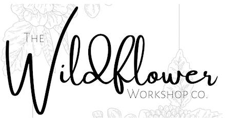 The Wildflower Workshop Co. presents Golden Hour tickets