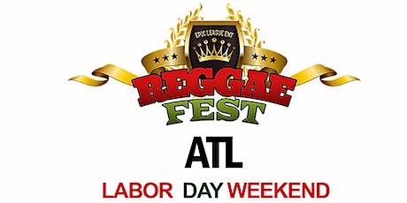 Reggae Fest ATL Vs. Soca  Labor Day Weekend at Cosmopolitan tickets