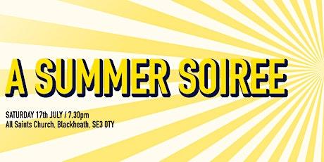 Chamber Music on the Heath - Summer Soiree tickets