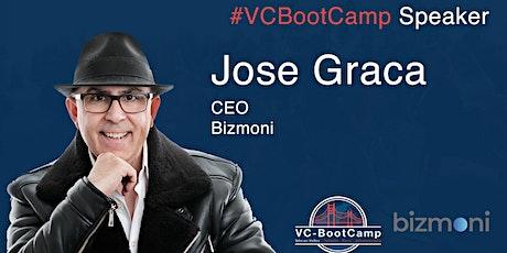 Speaker series - INDENO / VC-BootCamp - June 29, 2021 tickets
