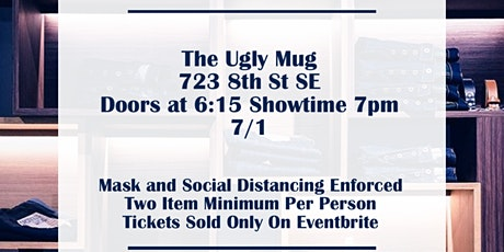 ALLEGEDLY 2 with Starr Struck Comedy tickets