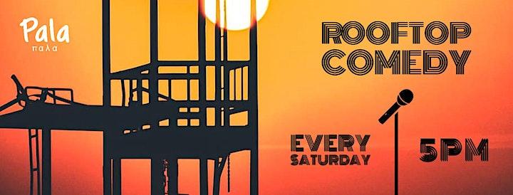 Rooftop Comedy 2.3 - summer summer summer time: Bild
