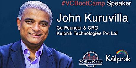 Speaker series - INDENO / VC-BootCamp - July 6, 2021 tickets