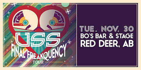 USS--Final Frequency Tour tickets