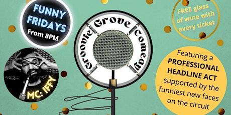 Hammersmith Groovie Grove Comedy tickets