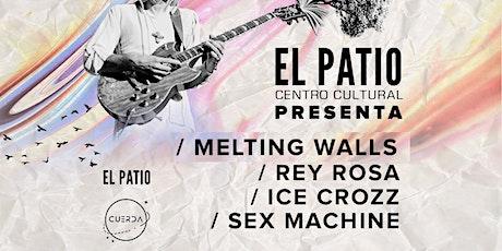 19 DE JUNIO. NOCHE DE METAL. boletos