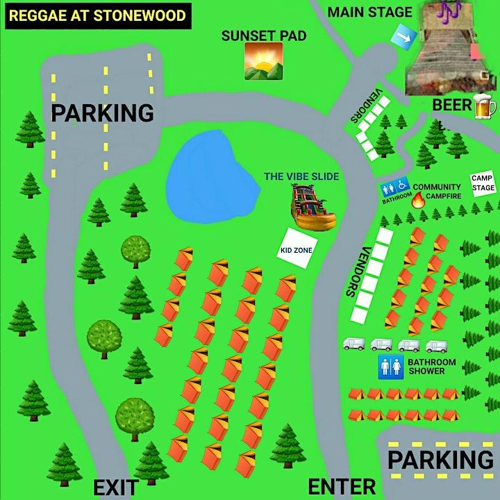 Reggae At Stonewood 2021 image