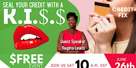 SEAL YOUR CREDIT WITH A K.I.$.$ tickets