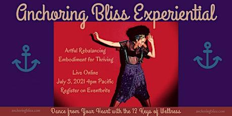 Anchoring Bliss Experiential entradas