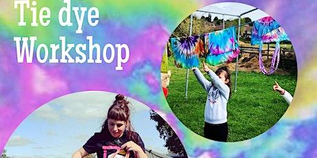 Tie dye workshop tickets