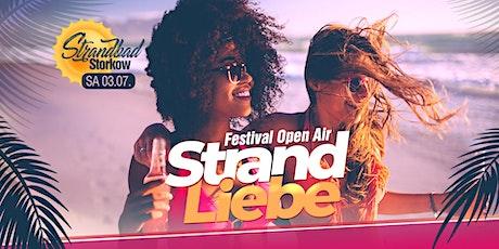 STRAND LIEBE -  Open Air Club Festival (Strandbad Storkow) Tickets